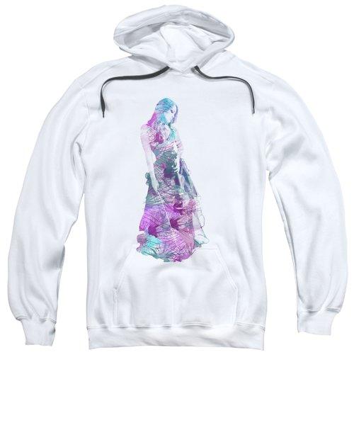 Viva La Vida Sweatshirt by Linda Lees