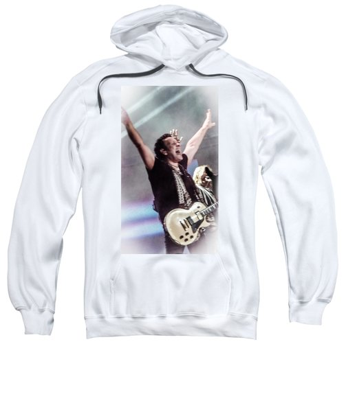 Vivian Campbell - Campbell Tough Sweatshirt by Luisa Gatti