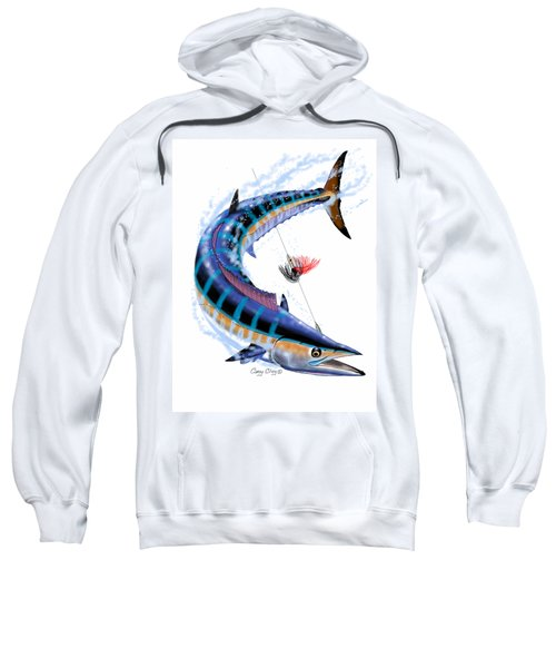 Wahoo Digital Sweatshirt by Carey Chen