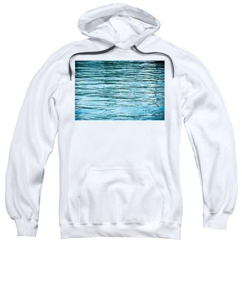 Water Flow Sweatshirt by Steve Gadomski