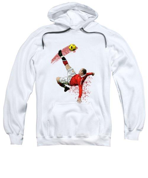Wayne Rooney Sweatshirt by Armaan Sandhu