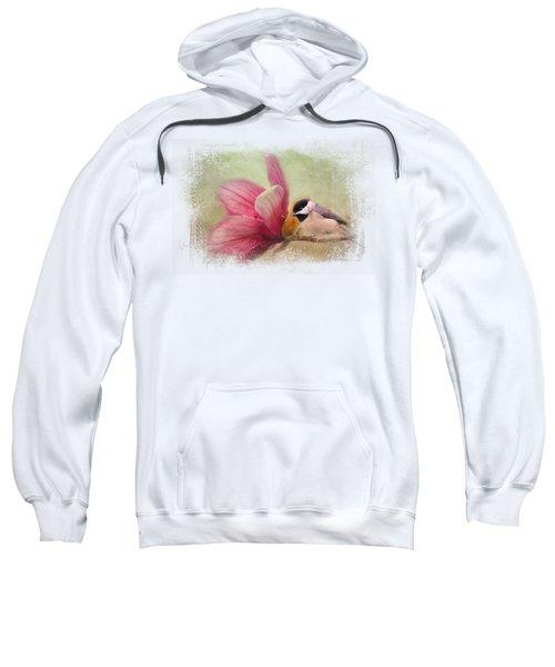 Welcome Spring Sweatshirt by Jai Johnson