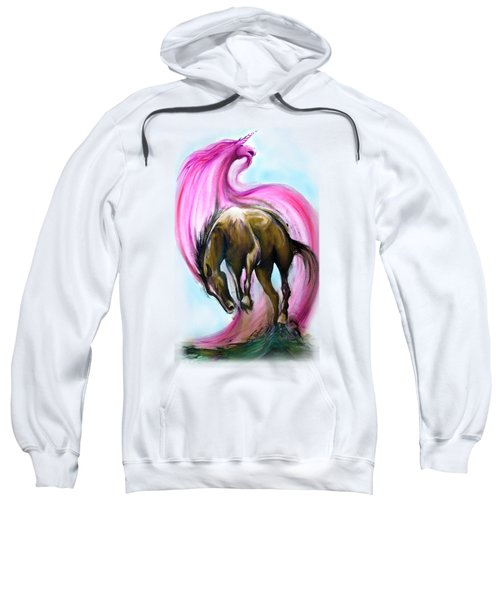 What If... Sweatshirt by Kevin Middleton