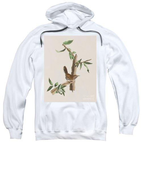 Wren Sweatshirt by John James Audubon