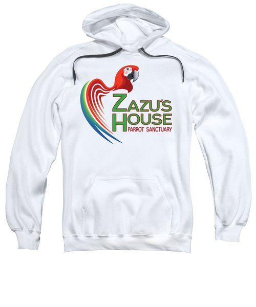 Zazu's House Parrot Sanctuary Sweatshirt by Zazu's House Parrot Sanctuary