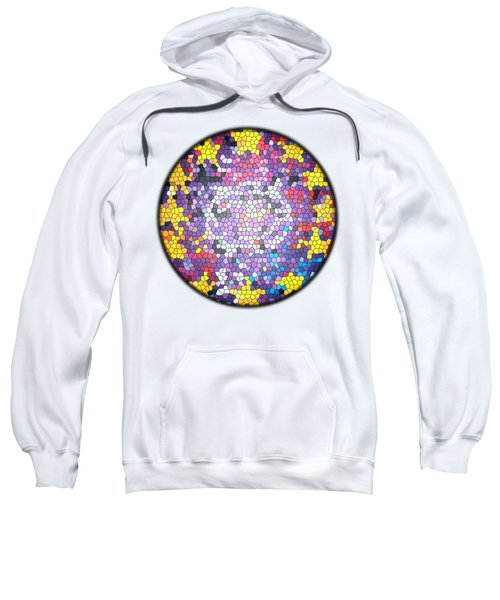 Zooropa Glass Sweatshirt by Clad63