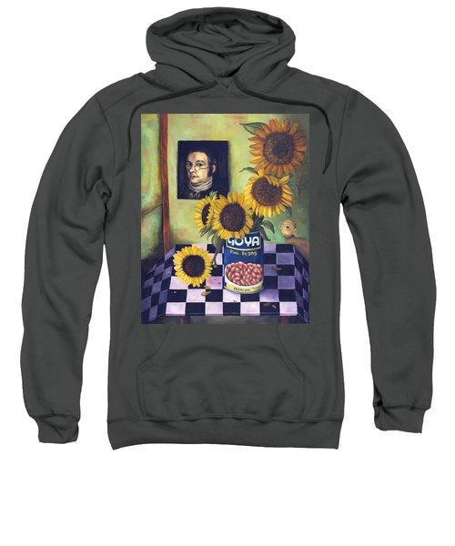 Goyas Sweatshirt by Leah Saulnier The Painting Maniac