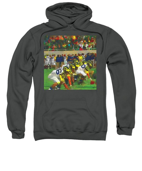The War Sweatshirt by John Farr