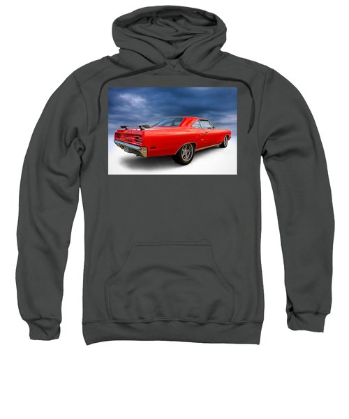 '70 Roadrunner Sweatshirt by Douglas Pittman