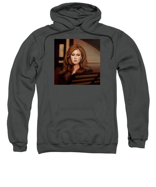Adele Sweatshirt by Paul Meijering