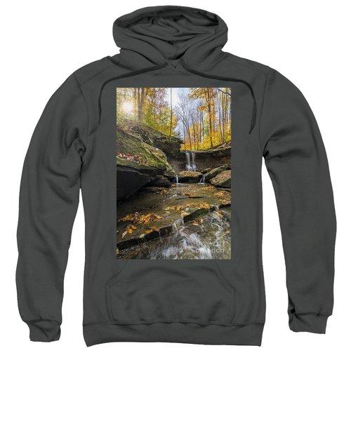 Autumn Flows Sweatshirt by James Dean