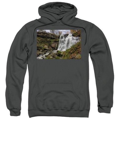 Brandywine Falls Sweatshirt by James Dean