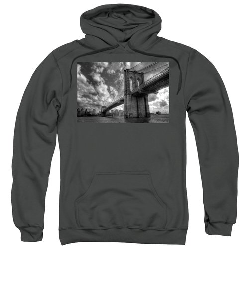 Connect Sweatshirt by Johnny Lam