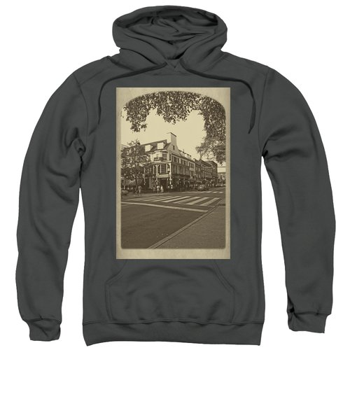 Corner Room Sweatshirt by Tom Gari Gallery-Three-Photography