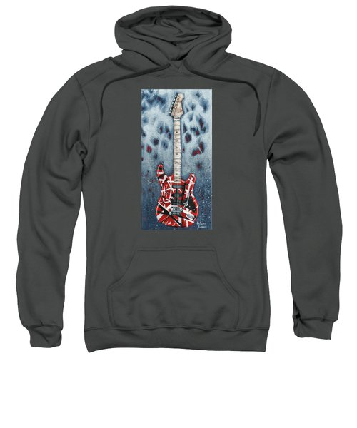 Eddie's Frankenstrat Sweatshirt by Arturo Vilmenay