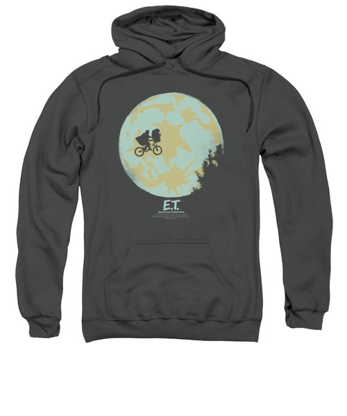 Et - In The Moon Sweatshirt by Brand A