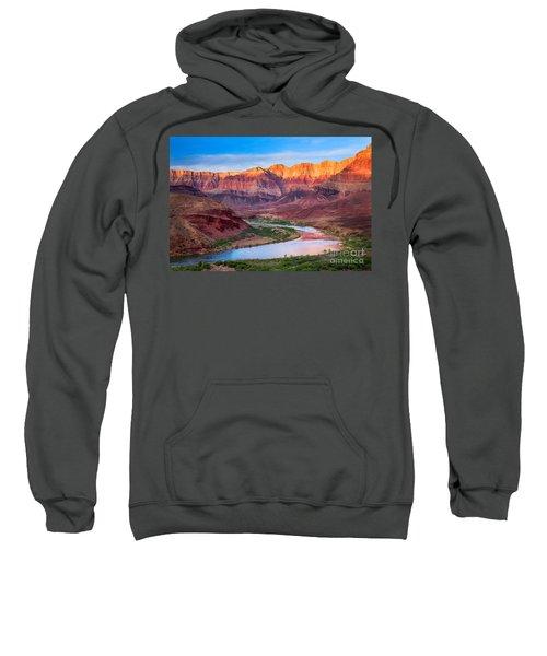 Evening At Cardenas Sweatshirt by Inge Johnsson