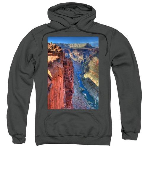 Grand Canyon Awe Inspiring Sweatshirt by Bob Christopher