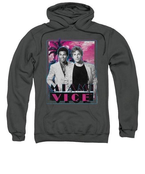 Miami Vice - Gotchya Sweatshirt by Brand A