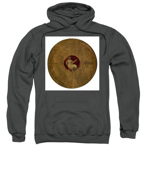 Minotaur, Legendary Creature Sweatshirt by Photo Researchers