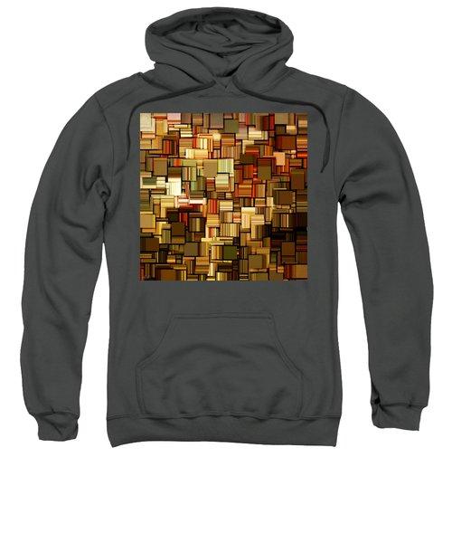 Modern Abstract Xxiii Sweatshirt by Lourry Legarde