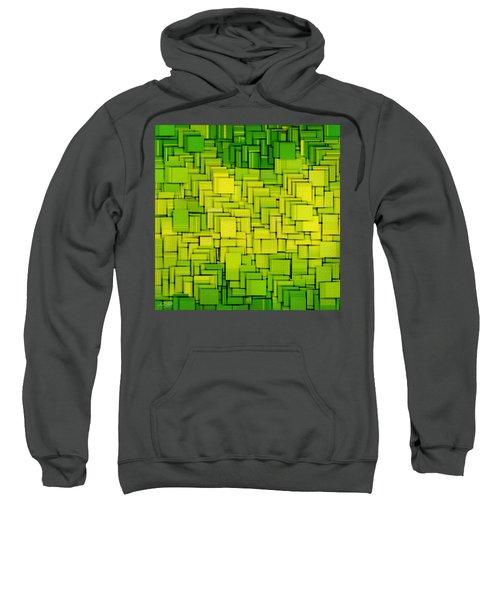 Modern Abstract Xxxiii Sweatshirt by Lourry Legarde