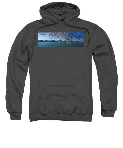 Monument At The Waterfront, Jefferson Sweatshirt by Panoramic Images