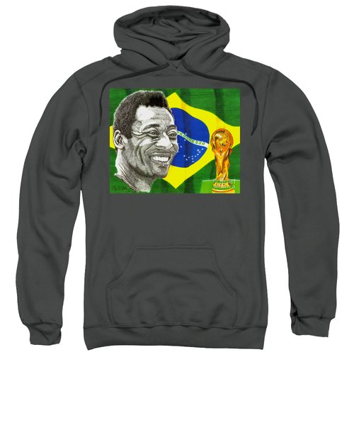 Pele Sweatshirt by Cory Still