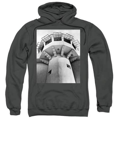 Prison Guard Tower Sweatshirt by Underwood Archives