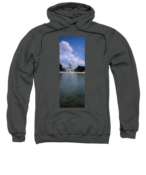 Reflecting Pool With A Government Sweatshirt by Panoramic Images