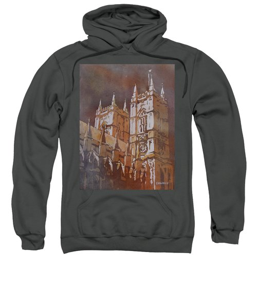 Shining Out Of The Rain Sweatshirt by Jenny Armitage