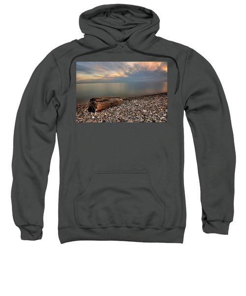 Stone Beach Sweatshirt by James Dean