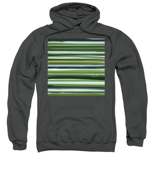 Summer Of Green Sweatshirt by Lourry Legarde
