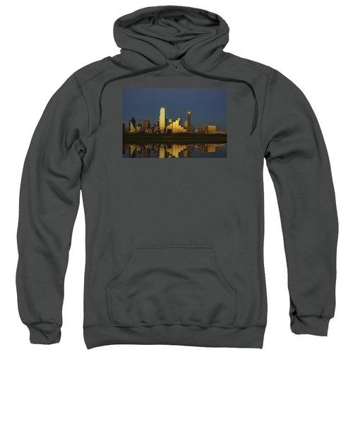 Texas Gold Sweatshirt by Rick Berk