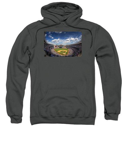 The Stadium Sweatshirt by Rick Berk