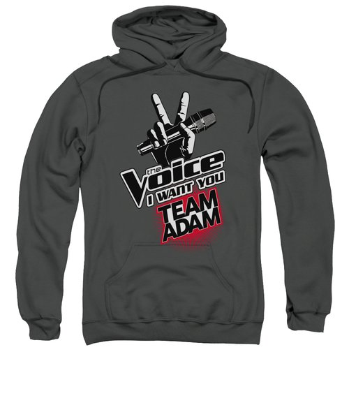 The Voice - Team Adam Sweatshirt by Brand A