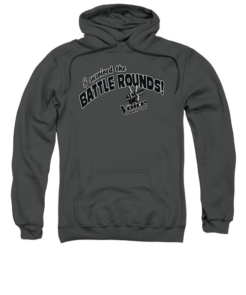 Voice - Battle Rounds Sweatshirt by Brand A