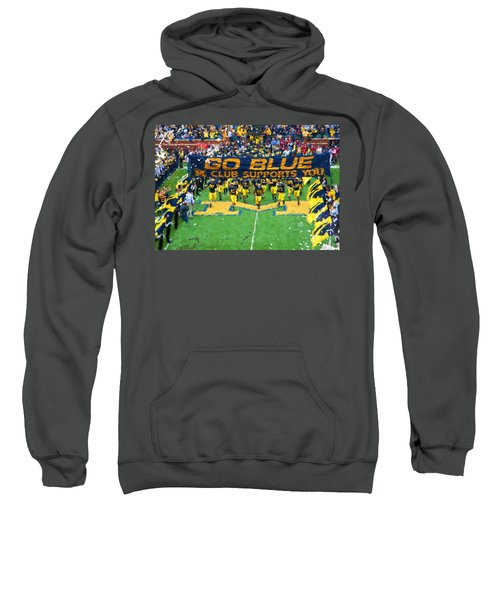 Wolverines Rebirth Sweatshirt by John Farr