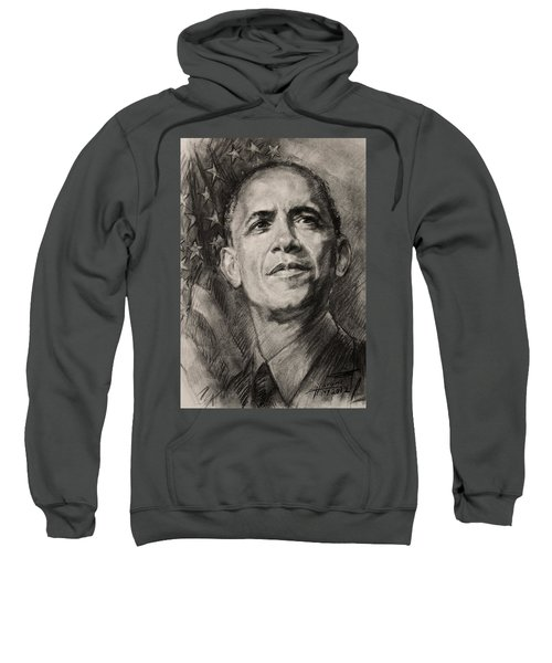 Commander-in-chief Sweatshirt by Ylli Haruni