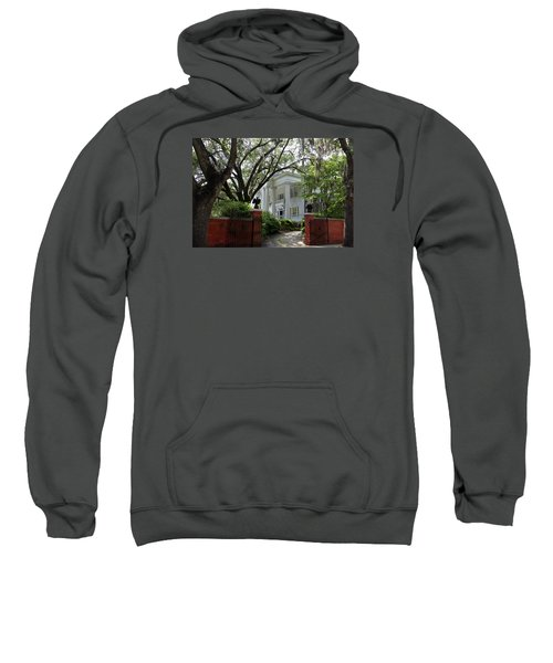 Southern Living Sweatshirt by Karen Wiles