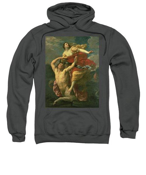 The Abduction Of Deianeira Sweatshirt by  Centaur Nessus