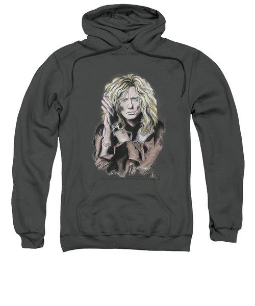 David Coverdale Sweatshirt by Melanie D
