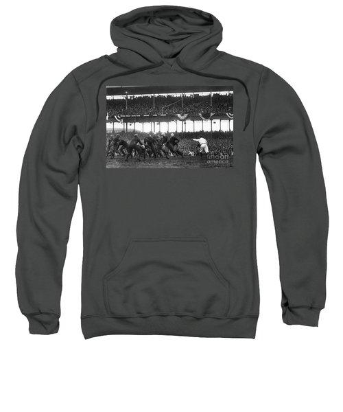 Football Game, 1925 Sweatshirt by Granger