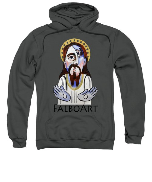 Jesus Christ Superstar Sweatshirt by Anthony Falbo