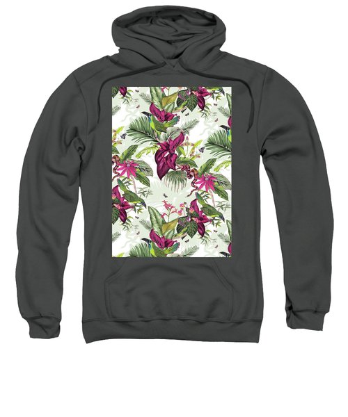 Nicaragua Sweatshirt by Jacqueline Colley