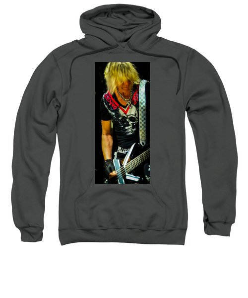 Ric Savage Sweatshirt by Luisa Gatti