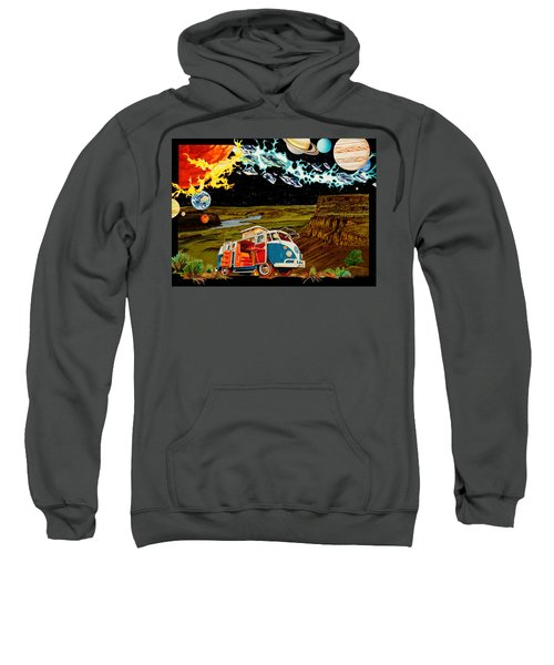 The Gorge One Sweet World Sweatshirt by Joshua Morton