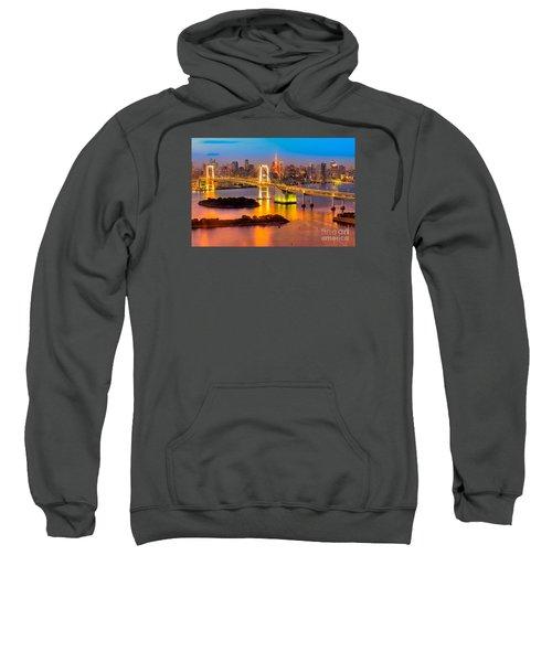 Tokyo - Japan Sweatshirt by Luciano Mortula
