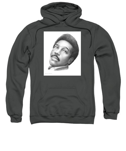 Wilson Pickett Sweatshirt by Greg Joens