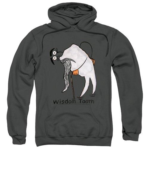 Wisdom Tooth Sweatshirt by Anthony Falbo